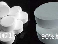 氯粉氯錠(碇)