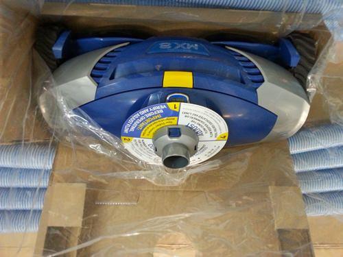 水底吸塵器(免電力)